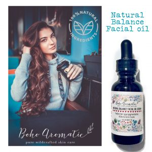 Natural Balance Facial Oil Serum