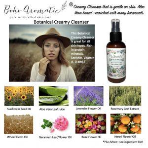 Botanical Creamy Cleanser